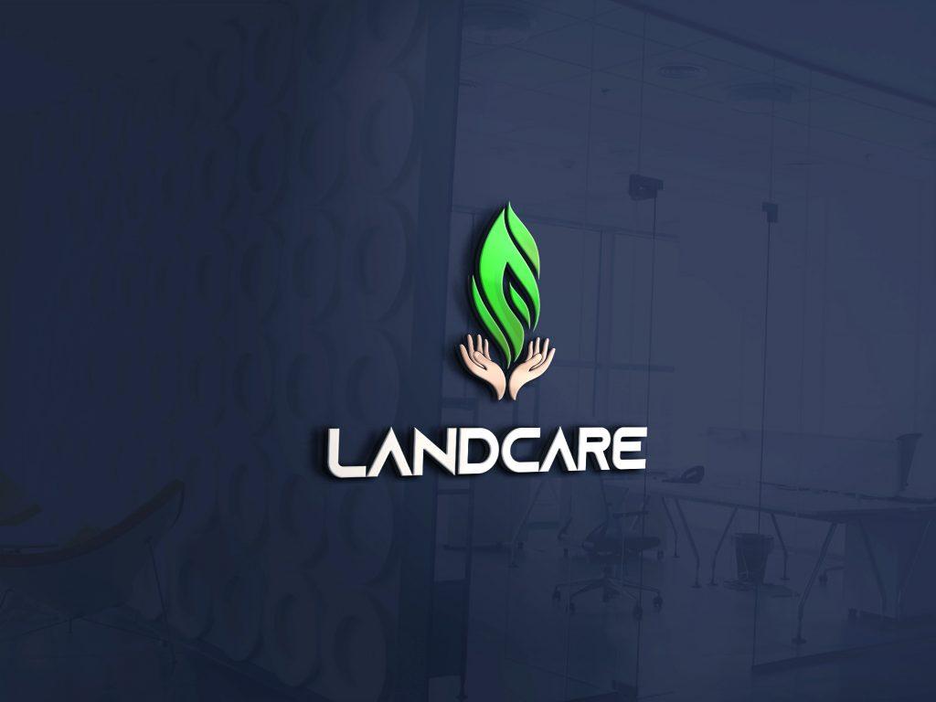 Landcare kertépítés